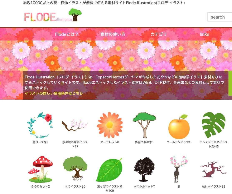 FLODE illustration