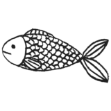 魚 イラスト