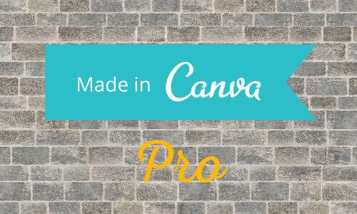 Canva proができることを解説【デザインを網羅できるツール】